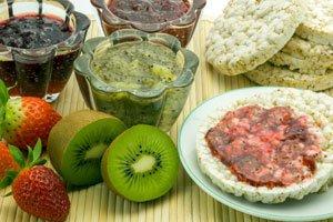 Für Chia-Marmelade brauchen Sie keinen Gelierzucker