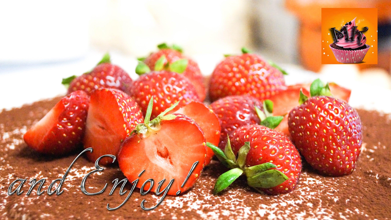 Video: Erdbeer Tiramisu – Sommerliches Dessert
