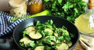 Zucchini braten - So gelingt es garantiert