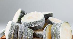 Zucchini einfrieren - Genuss über das ganze Jahr