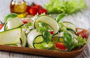 Zucchini Nährwerte – So vitaminreich und gesund ist das Kürbisgemüse