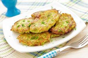 Zucchini-Rösti – Knackig, lecker und gesund