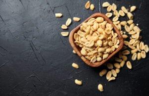 Erdnüsse selber rösten
