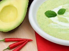 Avocado-Suppe Rezepte