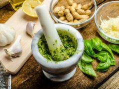 Erdnuss-Pesto