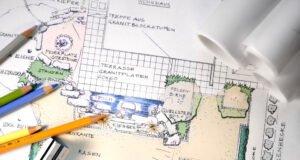 Vorüberlegung Gartenteich Planung