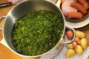 Grünkohl kochen – So wird's gemacht