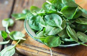 Spinat gesund Nährwerte