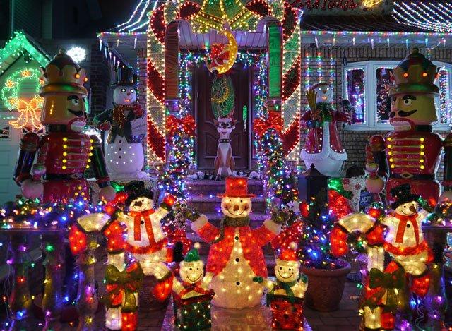 16 Ideen Weihnachtsdeko F R Ihren Garten Teil 12