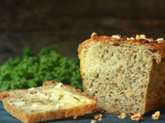 Zucchini Brot