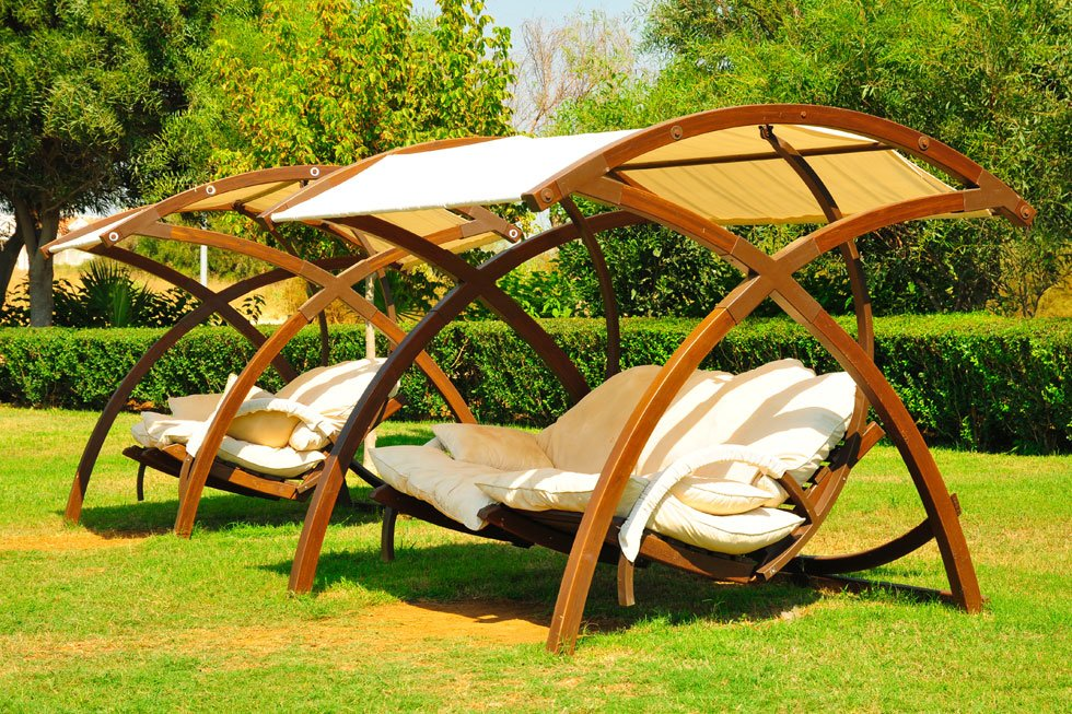 Sitzecke im garten gestalten 19 inspirierende ideen f r jeden geschmack - Dondoli da giardino ikea ...