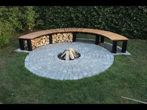feuerstelle anlegen: diese 20 ideen sorgen für lagerfeuerromantik - Feuerstelle Im Garten Gestalten