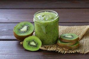 Kiwis lassen sich mit vielen Früchten kombinieren