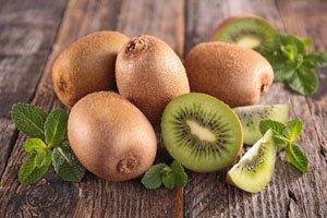 Kiwis sind wahre Vitamin-C-Bomben