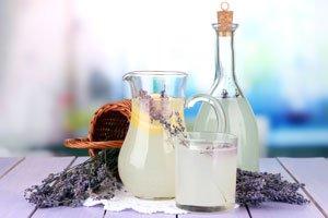 Lavendel-Limonade: Rezept für ein besonderes Erfrischungsgetränk