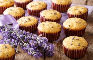 Lavendel Muffins Rezept