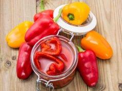 Paprika einlegen: Rezepte