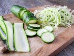 Zucchini Nährwerte