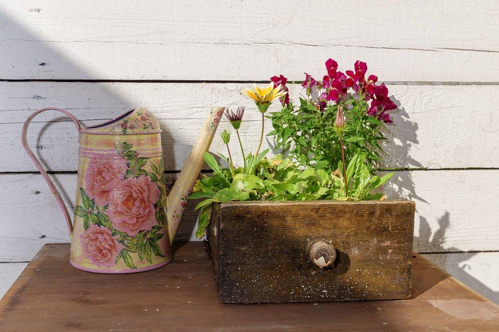 Gartenmobel Auflagen Stoffe : 15 Ideen Hochbeet aus Holz, Stein oder Metall