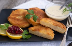 Sellerieschnitzel Rezept