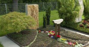 Grabgestaltung mit Bodendeckern