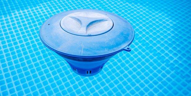 Pool Dosierschwimmer