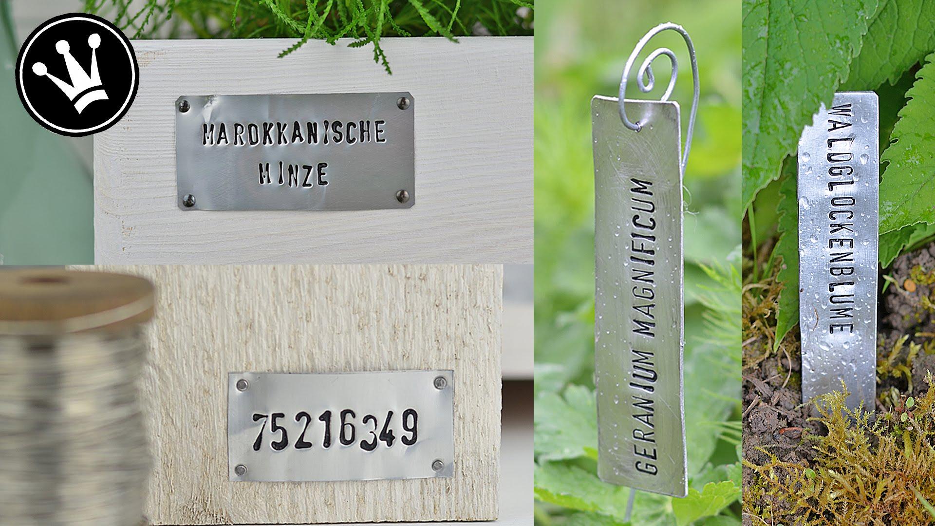 Schön Gartendeko Holz Selber Machen Ideen