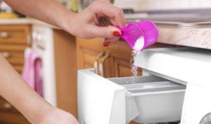 Waschmaschine mit Regenwasser betreiben