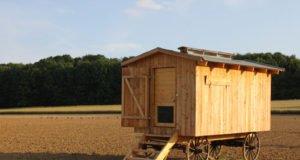 Mobiler Hühnerstall - Vorteile auf einen Blick