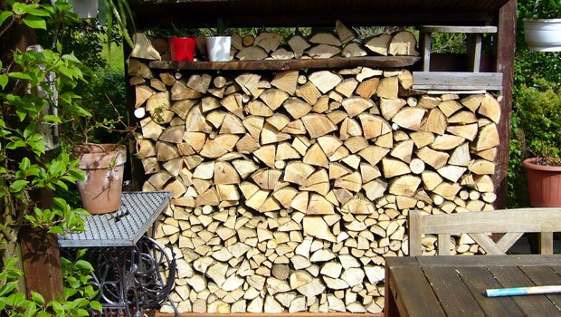 Sichtschutz für Terrassen - 5 stilvolle Möglichkeiten - Brennholz