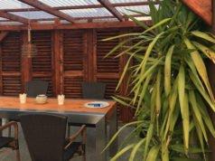 Sichtschutz für Terrassen - 5 stilvolle Varianten - Fensterläden
