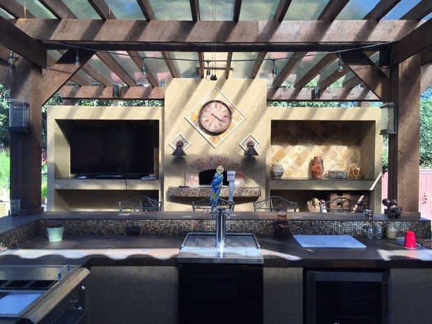 Outdoor Küche Dachterrasse : Meiser living outdoor exklusive wohnideen für draußen