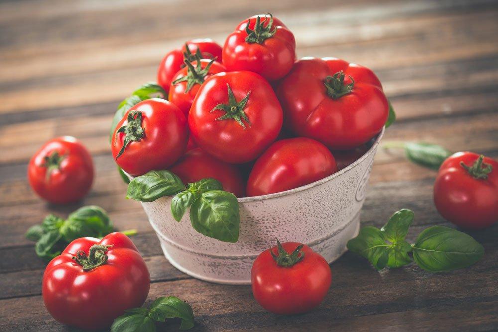Tomaten konservieren