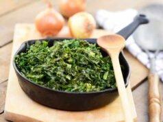 Grünkohl kochen