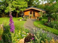 Gartenhaus praktisch einrichten