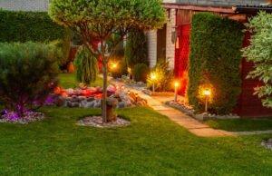 Stromkabel im Garten verlegen