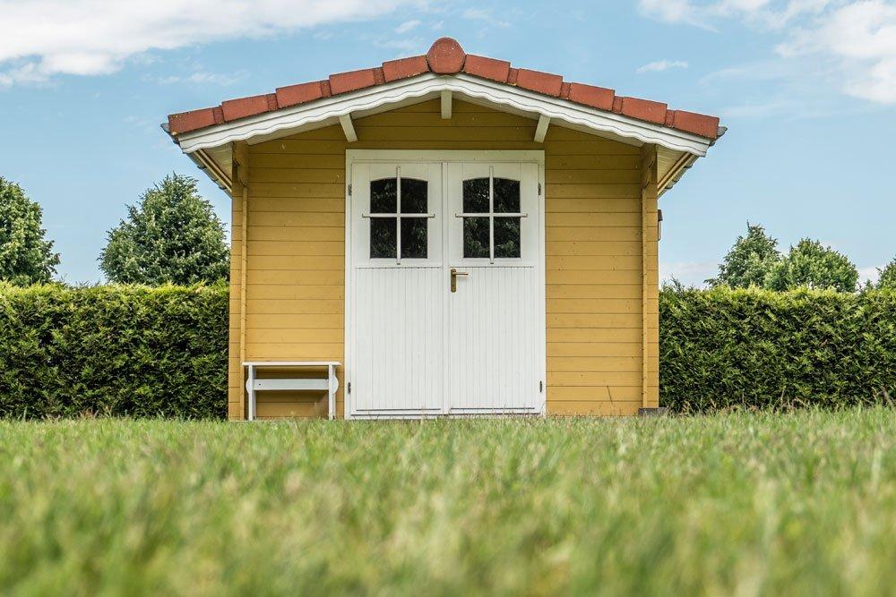 Beliebt Gartenhaus neu streichen – Schritt für Schritt Anleitung GZ85