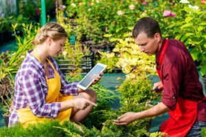 Software für Gärtnereien