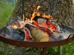 Feuerschale Feuerkorb