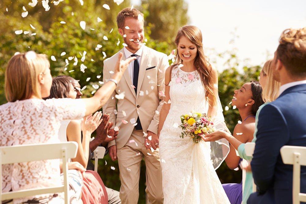Hochzeit im Garten Tipps