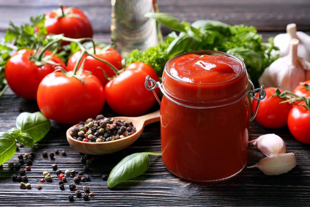 Tomatenketchup selber machen