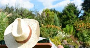 Garten urlaub
