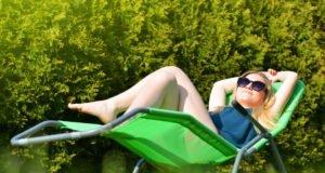 Urlaub im Garten Ideen