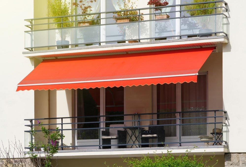 sonnenschutz f r balkon und terrasse 3 m glichkeiten vorgestellt. Black Bedroom Furniture Sets. Home Design Ideas