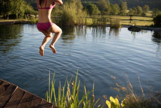 Schwimmteich planen