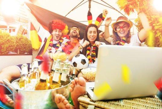 Fußball Garten Party organisieren - 8 Dinge an die Sie denken sollten