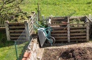 Komposter bauen - Standort, Material und Befüllung
