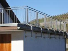 Sonnenschutz für Dachterrasse