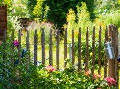 Gartenzaun - Vermeidung nachbarschaftlicher Streitereien