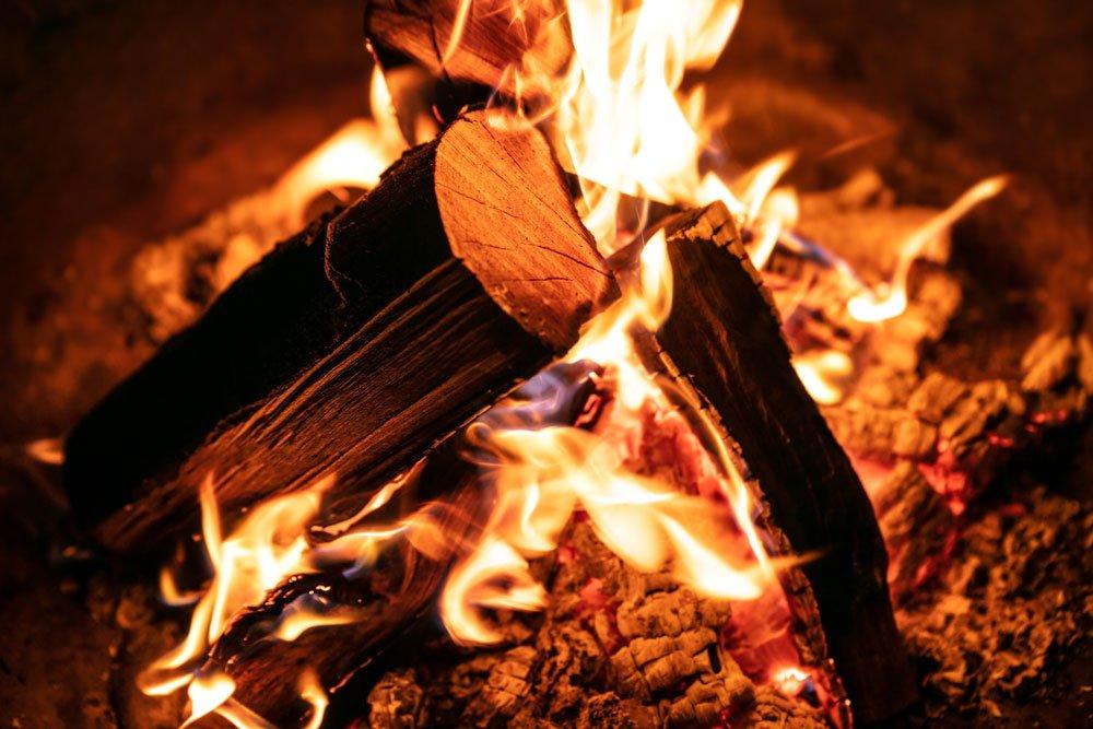 Umwelt Bußgeldkatalog - Vergehen im Garten - Feuer
